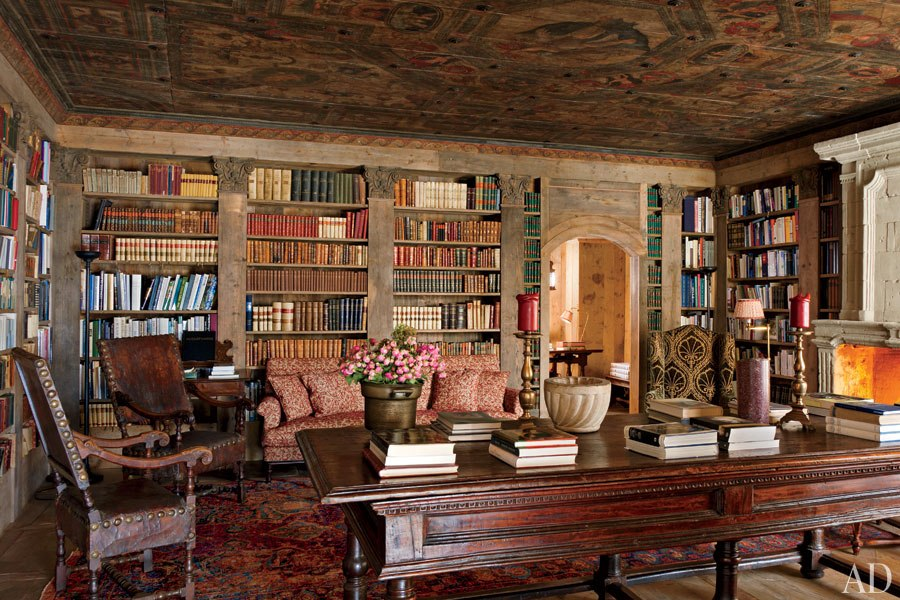 Fall Ceiling Wallpaper Library