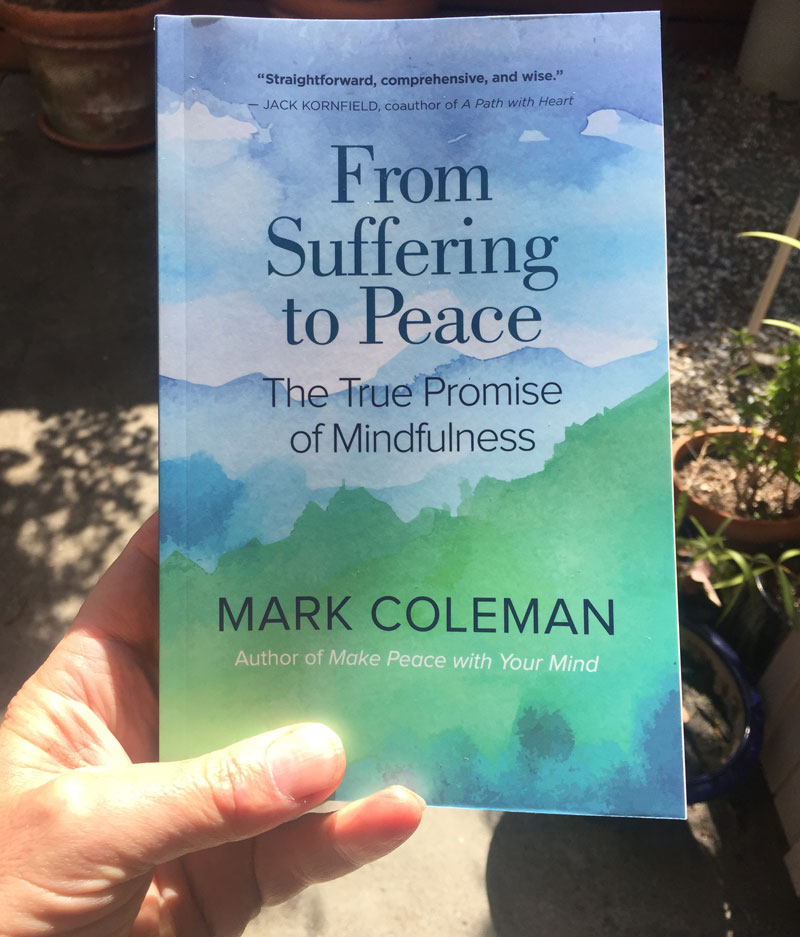 From Suffering to Peace