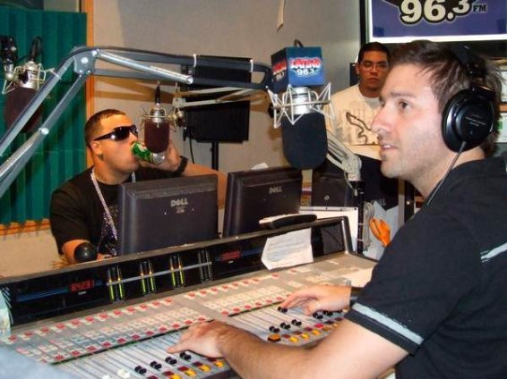 Kid Corona On Air Latino 96.3