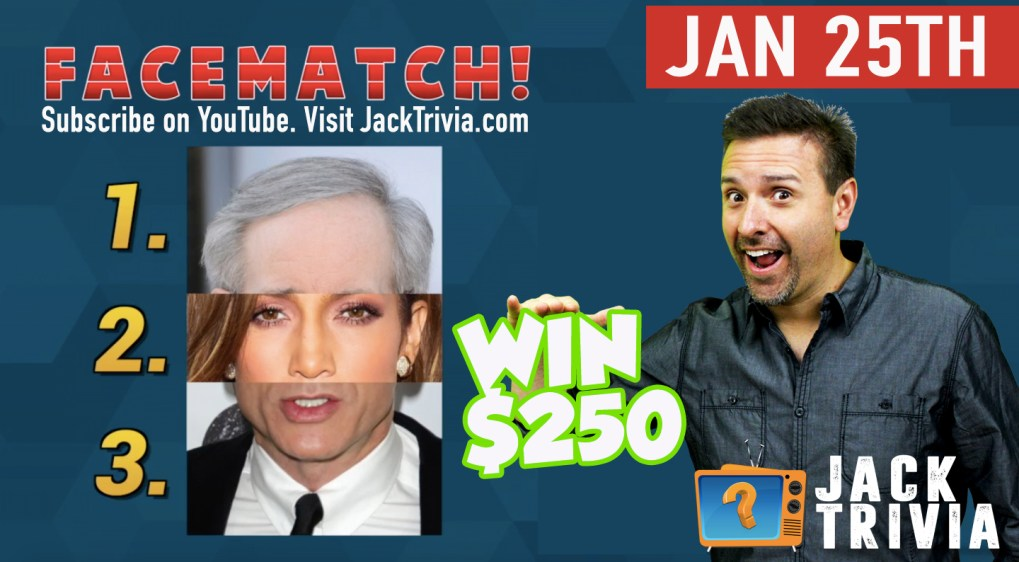 FACEMATCH JAN 25TH BANNER