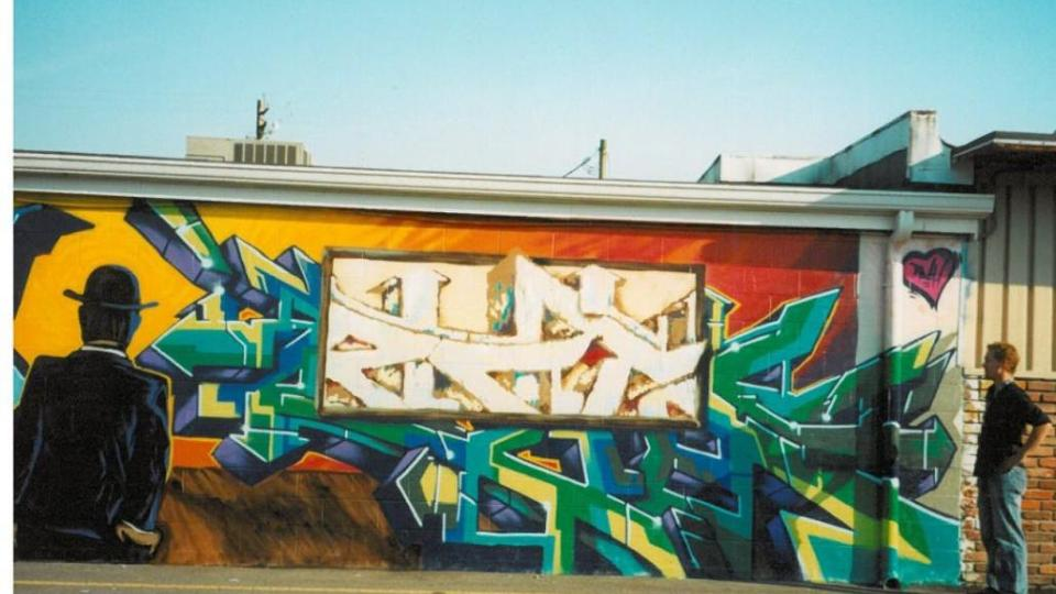 Blast from the past: Scribble Jam 10 years on