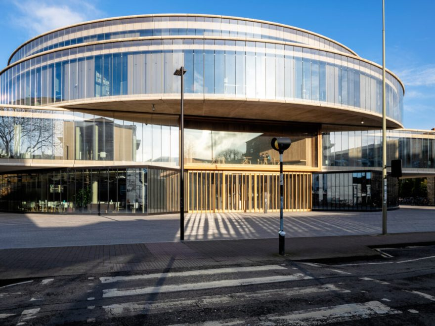 CREAN, M. 2020. The Blavatnik School of Government, Oxford.