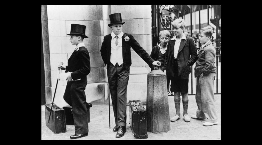 Jimmy Syme-toughs-v-toffs-1937