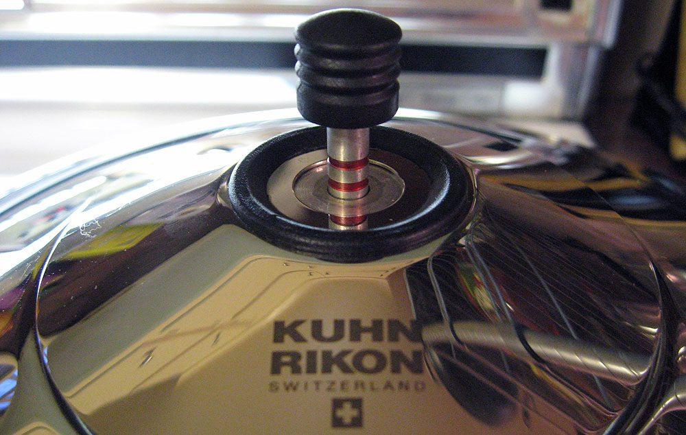 Pressure cooker: Kuhn Rikon