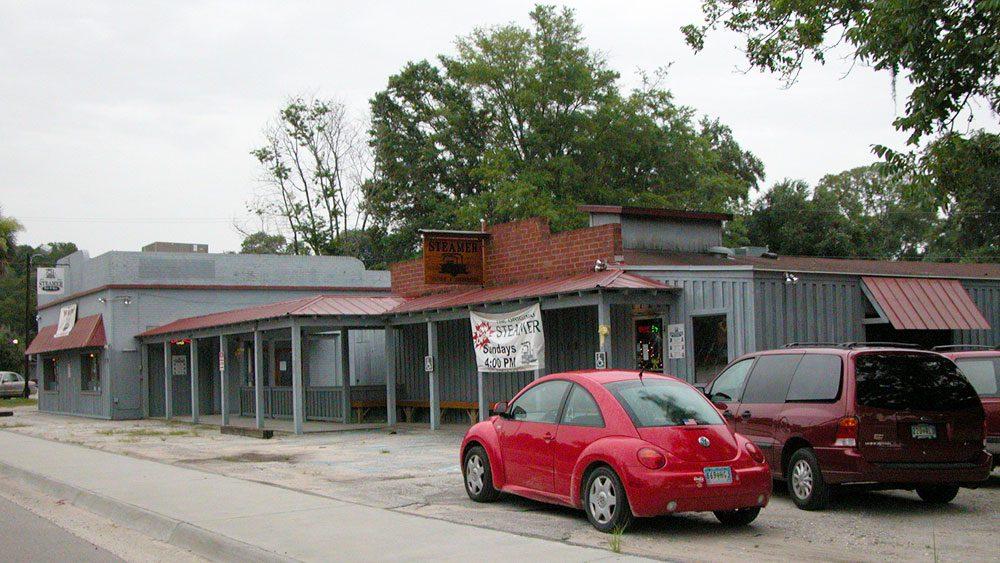 Steamer Oyster & Steakhouse on Lady's Island, Beaufort, South Carolina