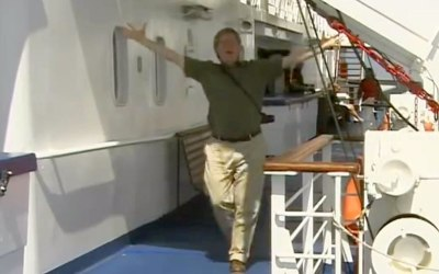 Rick Steves travel bloopers