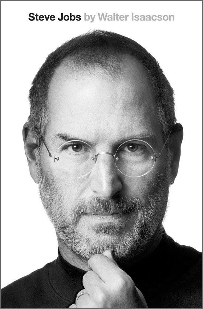 Steve Jobs biography by Walter Isaacson