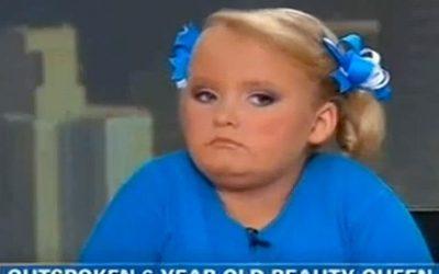 Honey Boo Boo on CNN with Brooke Baldwin, John Berman