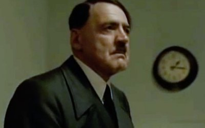 Adolf Hitler's death in Berlin bunker: 'Downfall' (movie, 2004)