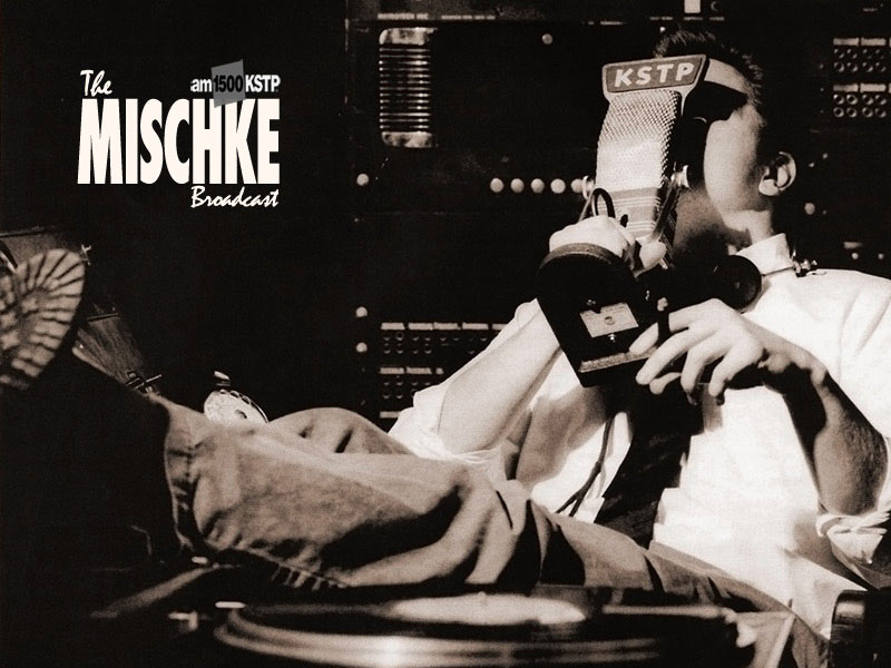 T.D. Mischke, The Mischke Broadcast, AM 1500 KSTP