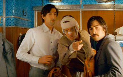 'The Darjeeling Limited' (2007 movie, Adrien Brody, Owen Wilson)