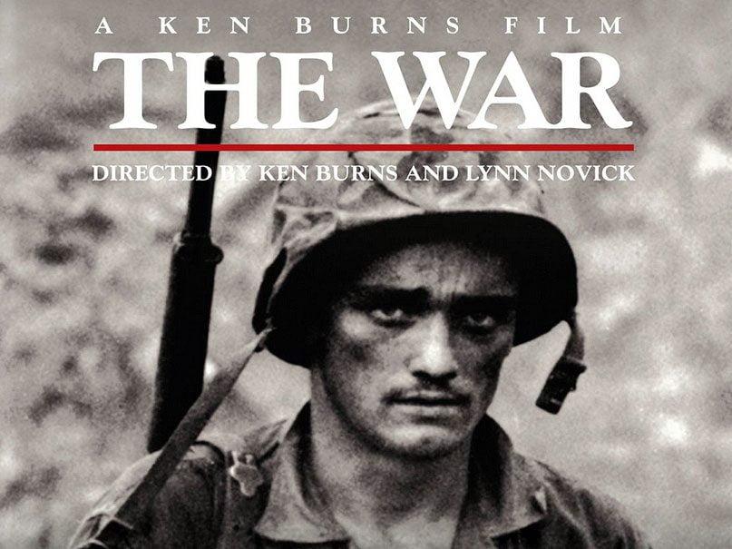 Resultado de imagem para about World War II, filmmaker Ken Burns