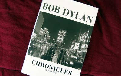 Bob Dylan autobiography: 'Chronicles: Volume One'
