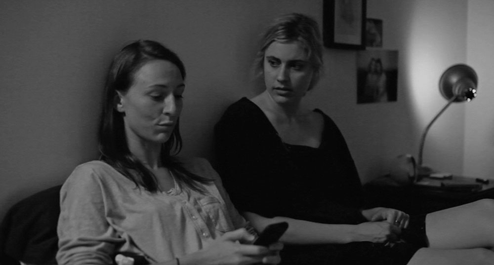Frances Ha (2013 movie, Noah Baumbach, Greta Gerwig)
