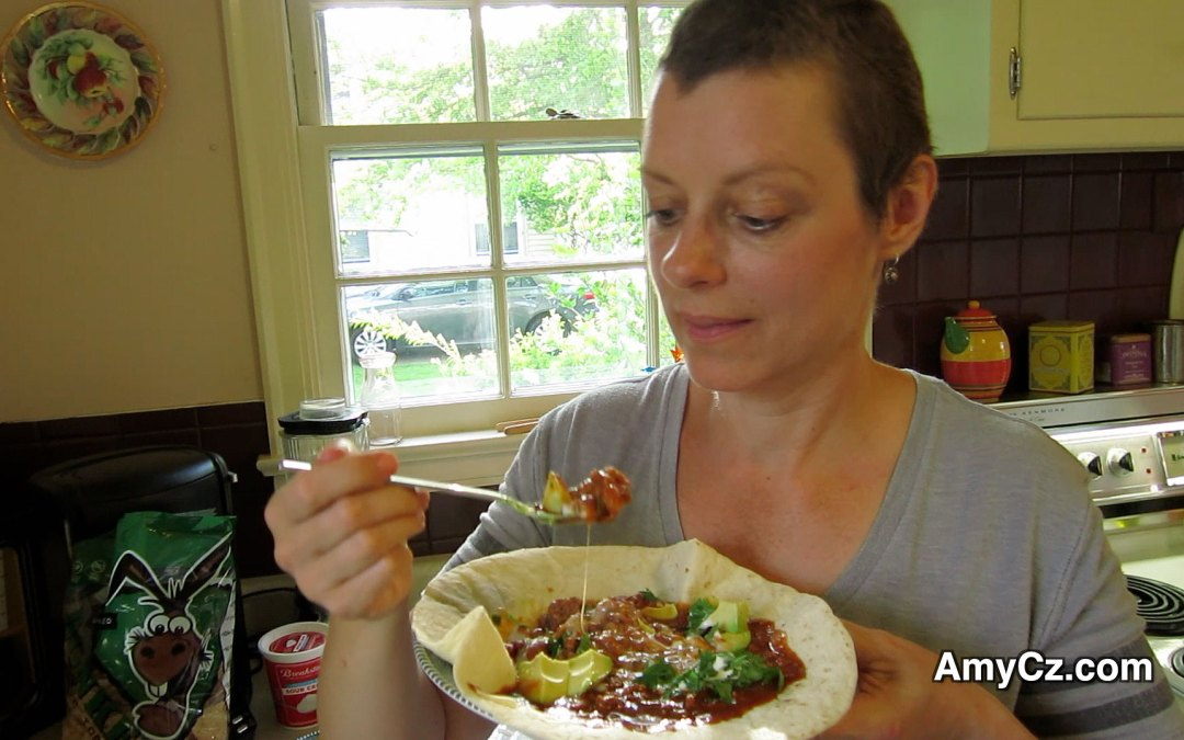 Chili recipe: Chicken Chili with Beans (recipe and video)