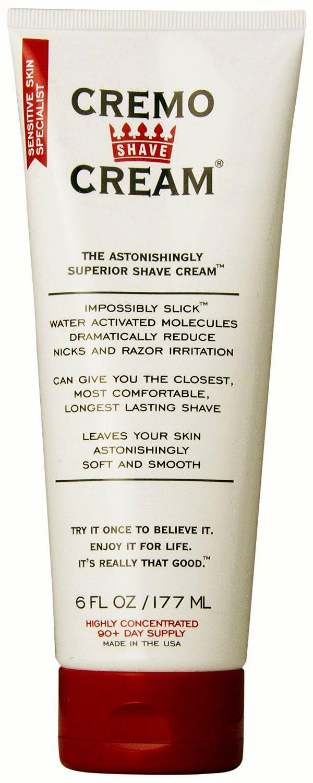 Cremo Shave Cream