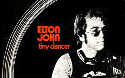 'Tiny Dancer,' by Elton John and Bernie Taupin