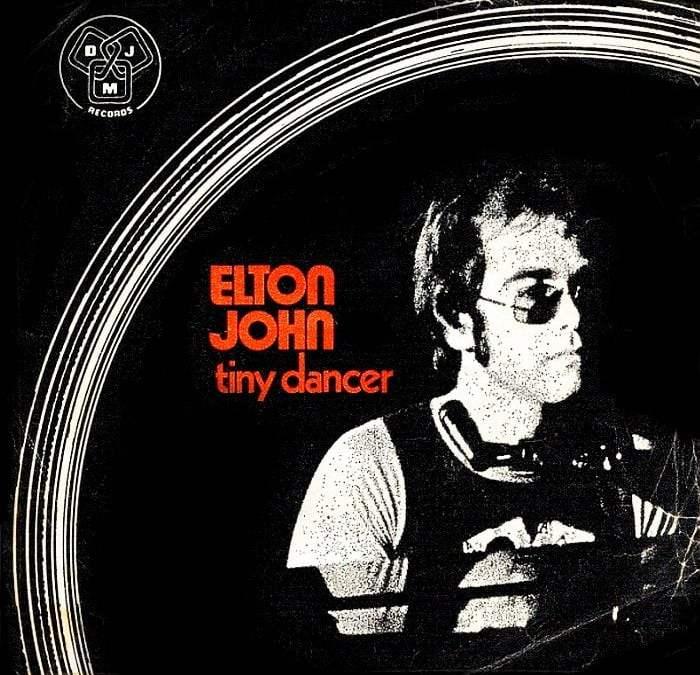 'Tiny Dancer,' by Elton John and Bernie Taupin