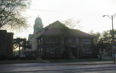 St. George / St. Elizabeth rectory