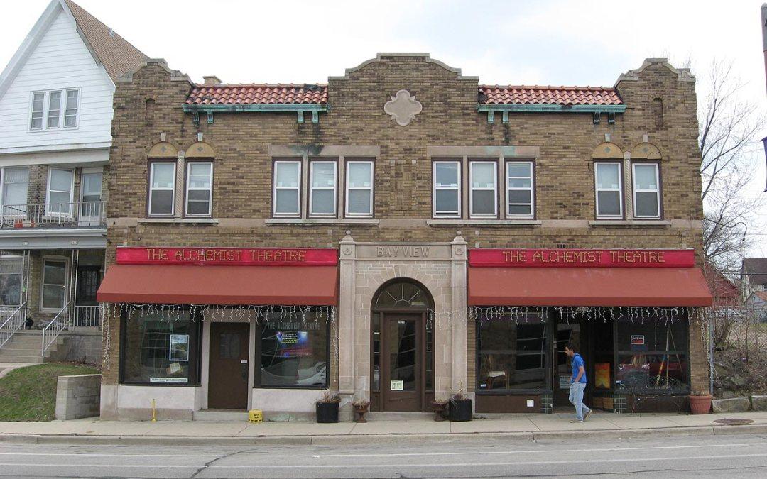 Alchemist Theatre, Bay View, Milwaukee, Wisconsin
