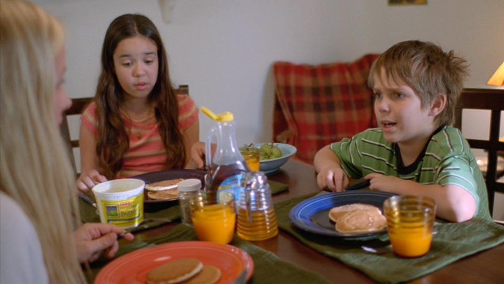 Boyhood (2014 movie): Lorelei Linklater and Ellar Coltrane