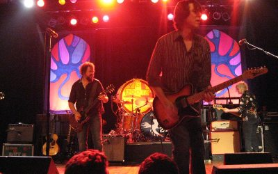 Drive-By Truckers, Turner Hall Ballroom, Milwaukee, Wisconsin