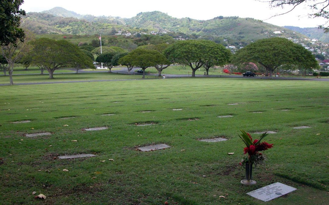 Punchbowl: National Memorial Cemetery of the Pacific