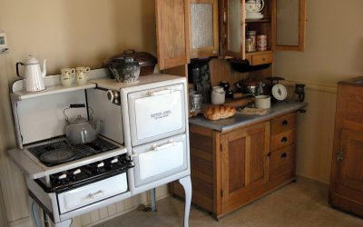 Ronald Reagan boyhood kitchen, Dixon, Illinois