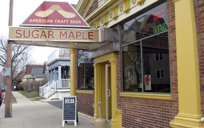 Sugar Maple bar, Bay View, Milwaukee, Wisconsin