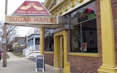 Sugar Maple bar, Bay View, Milwaukee, Wisconsin