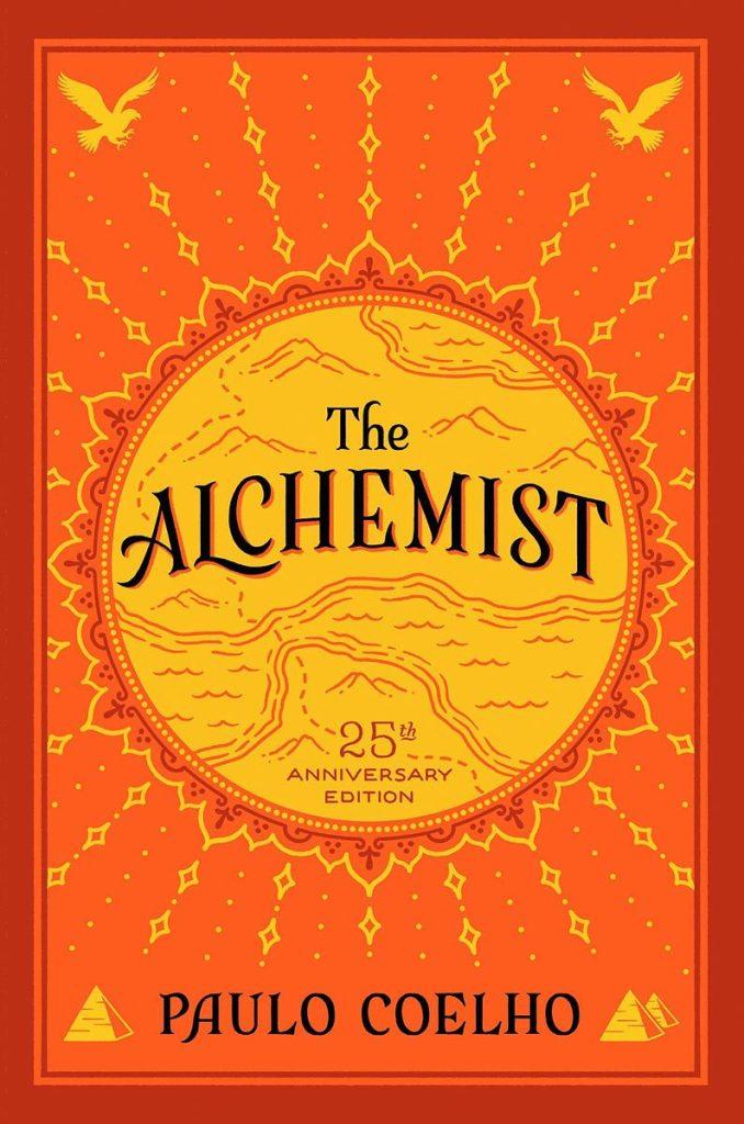 The Alchemist, by Paulo Coelho