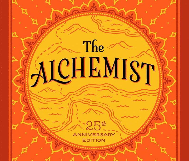 'The Alchemist,' by Paulo Coelho, and following your dream