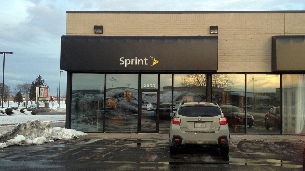 Sprint Store, Racine, Wisconsin