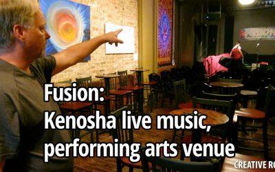 Fusion: Kenosha live music, performing arts venue