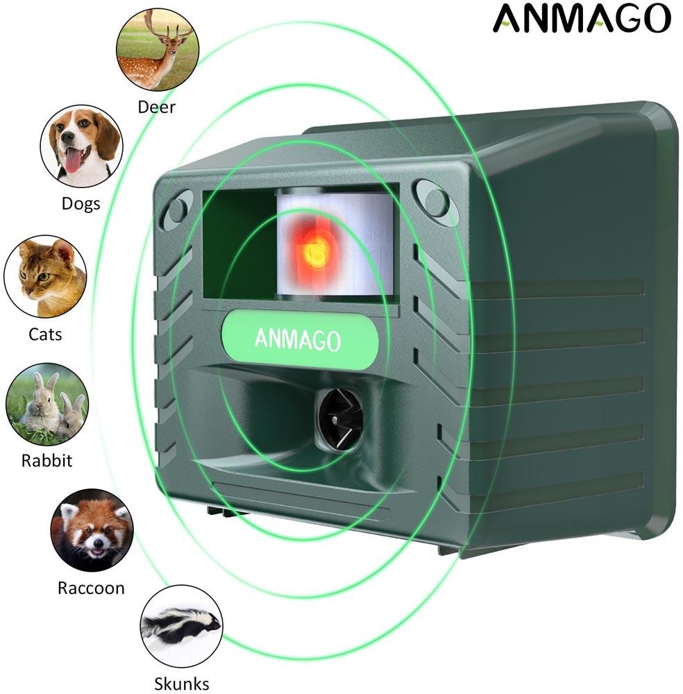 animal pest control ultrasonic