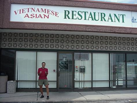 Vietnamese Asian Restaurant