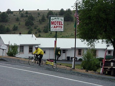 Sag's Motel