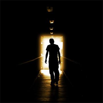 leading in the dark