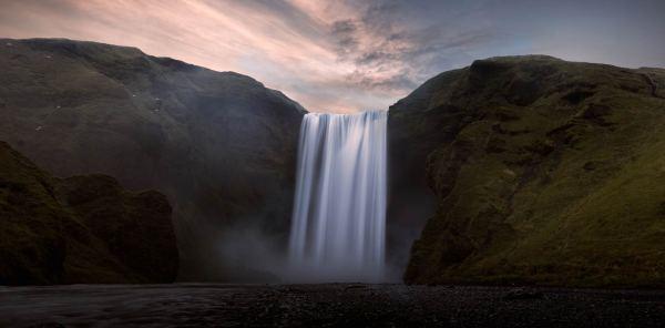 In Iceland Mark Dunkley