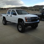 The Wife S 2005 Chevy Colorado Crew Cab Solid Axle Swap It S Free Marked Motorsports Team Website