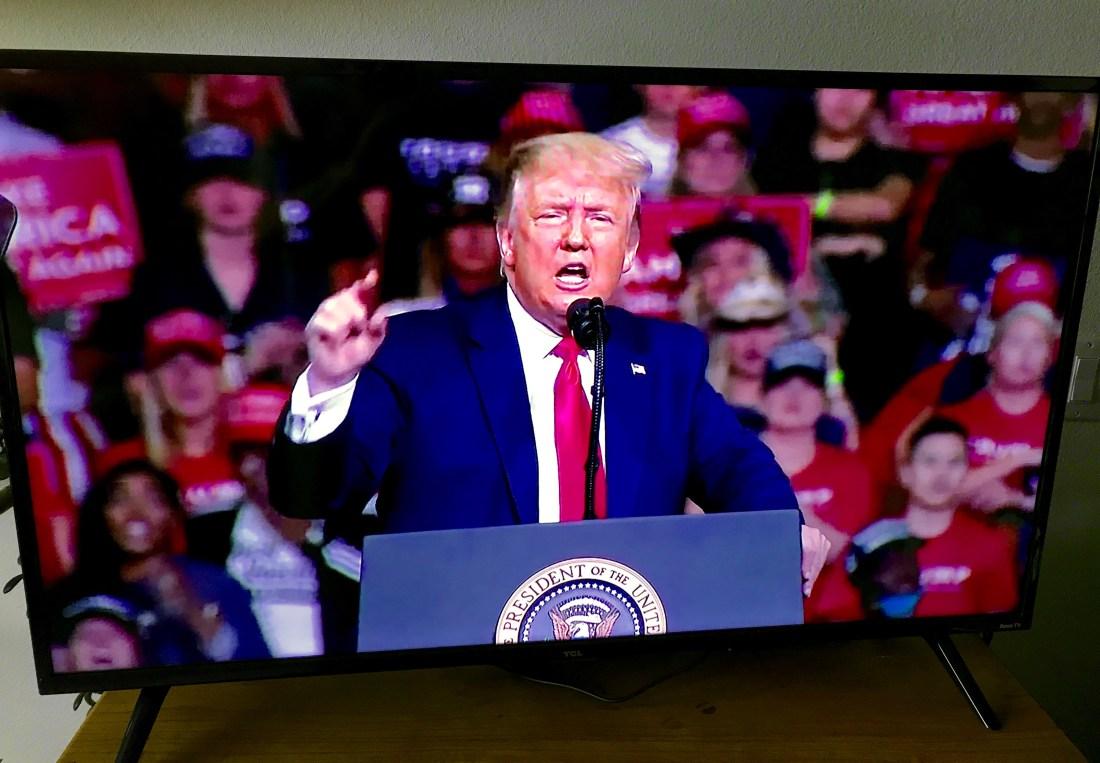 Trump rallies MAGA to kick off the 2020 campaign