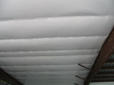 RB, 03-C finished ceiling