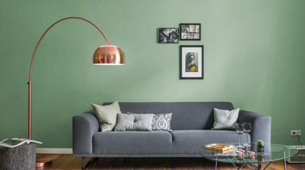 WandfarbenIdeen im Wohnzimmer HIER Inspiration holen