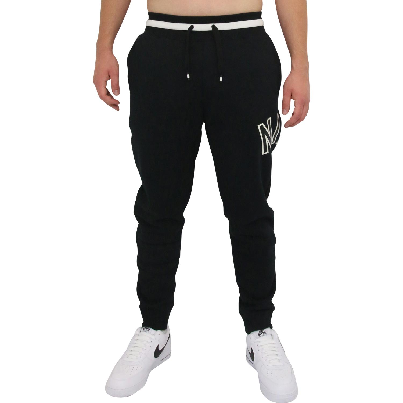 Pitbull Jogginghose Schwarz | Stetson Pompano Waxed Cotton