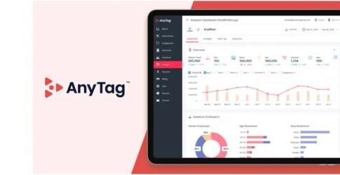 AnyMind Groupが中東市場向けにインフルエンサーマーケティングプラットフォーム「AnyTag」をローンチ