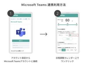 ミクステンド、Microsoft Teams 連携利用方法