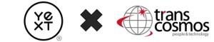 トランスコスモスとYext、次世代サイト内検索 「Yext Answers」における戦略的パートナーシップを締結