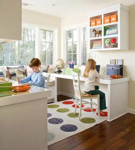 Kids Desk Ideas