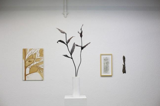 All together now - Solo exhibit@ Santora Arts Building, Santa Ana, CA