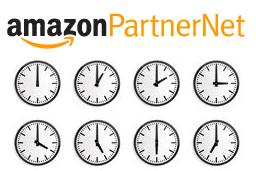 Amazon Parternet und die Zeitumstellung